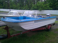 Wanted - 1970s Tri-Hull runabout