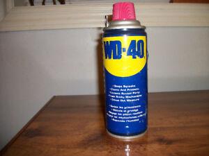 Vintage WD-40 Spray Can Car Radio Limited Edition