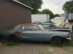 1968 FORD MUSTANG FOR SALE!!!!