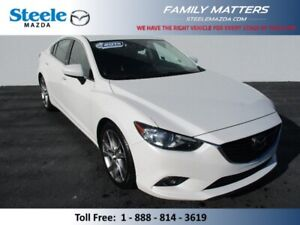 2014 MAZDA MAZDA6 GT (INCLUDES NO CHARGE WARRANTY)