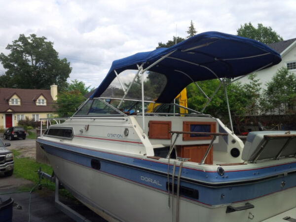 Used 1987 Doral Boats Citation