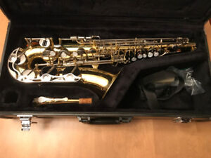 Yamaha Alto Saxophone (#YAS-23) - MINT CONDITION / JUST SERVICED