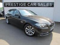 2014 BMW 5 Series 2.0 520d SE Touring 5dr Diesel brown Manual