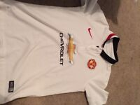 2014/15 Manchester United away kit