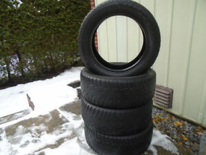 4 WINTER TIRES - ARTIC ULTIMAX SIZE 205-55-16