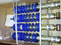 Coilovers Suspension AP par KW VW Golf,Jetta,Scirocco,Cabrio MK1