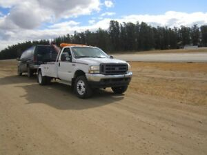 2002 Ford F-450 SUPER DUTY TOW TRUCK