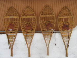 "Raquette a neige 42"" x 14""  300lbs"