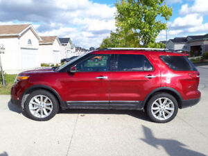 2014 Ford Explorer - LIMITED AWD LEATHER/MOON SUV, Crossover