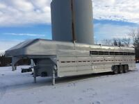 Sandblast and Paint Equipment and trailers to look like new