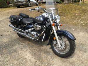 Moto SUZUKI VOLUSIA 800 CC 2004