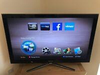"""Samsung 50"""" 3d hd tv"""