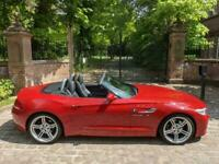 15 PLATE BMW Z4 28i M SPORT CONVERTIBLE AUTO 37,507 MILES STUNNING 19'' ALLOYS