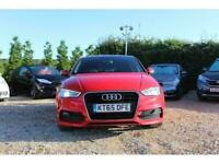 Audi A3 S line Saloon 1.4 Manual Petrol