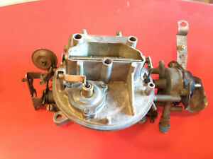 Ford and Quadrajets Carbs