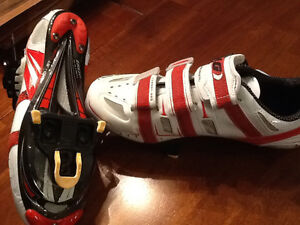 Louis Garneau Carbon road bike shoes
