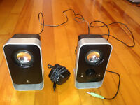 Logitech LS11 - 2.0 Stereo Speakers