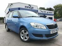 2014 Skoda FABIA SE 12V Manual Hatchback