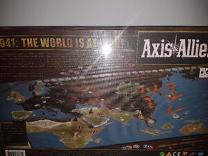 Axis & Allies Brand New