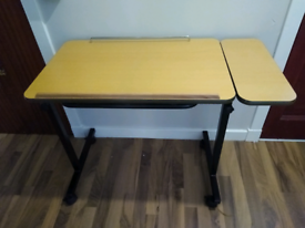 Over armchair/bed table