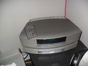Bose Wave Sound System with cd changer