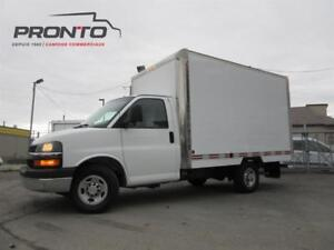 2012 Chevrolet Express 3500 3500 ** CUBE 12 PIEDS **