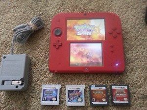 2 ds and pokemon games
