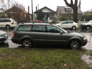 2005 VW Passat Wagon 4dr GLS TDI Auto for $4500 or best offer.