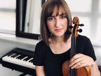 Violin Teacher - Bloor West and surrounding area