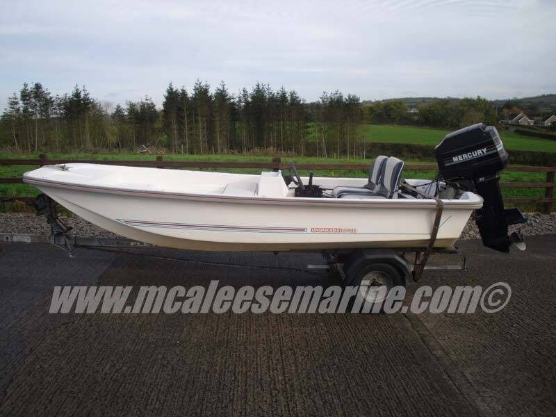 Dell Quay Dory 13ft boat McAleese Marine