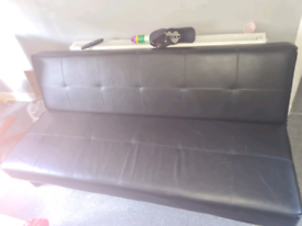 Click clack sofa bed for sale £50