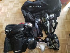 Equipment hockey Sr