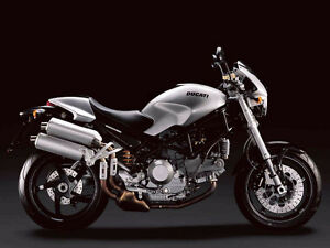 Wanted: 2006-2008 Ducati Monster S2R 1000