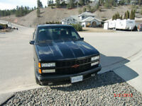 1990 454SS pick up