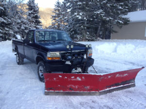 1994 Ford F-150 XL Camionnette
