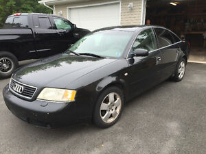 1998 Audi A6 QUATTRO Sedan NEW 2 YEAR INSPECTION