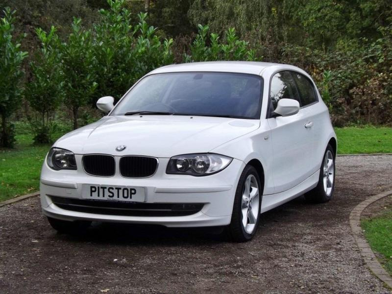 BMW 1 Series 116i 2.0 Sport 3dr PETROL MANUAL 2009/59
