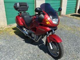 Honda 650 Deauville in excellent condition. 12 month MOT