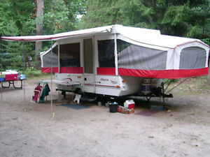 1998 Jayco Eagle 10' Tent Trailer- Great condition!