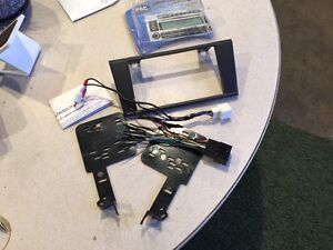 Lincoln LS deck install kit and wiring harness