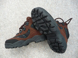 Brand New Leather Hiking Shoes - Size 3