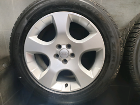 18 inch Genuine Land Rover Discovery Sport alloy wheels