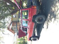 1991 Jeep Cherokee SUV, Crossover