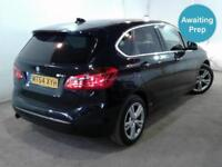 2014 BMW 2 SERIES 218i Luxury 5dr Active Tourer MPV 5 Seats
