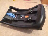 Joie isofix car seat base