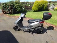Yamaha Victy 125cc - Only 385 miles - 2011