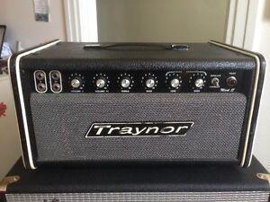 Traynor YBA-1A MarkII Bass Head