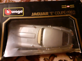 Burago scale car models