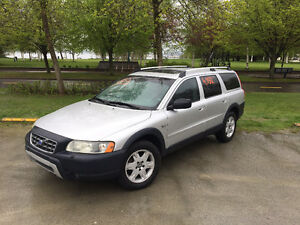 2005 Volvo XC (Cross Country) CUIR Familiale
