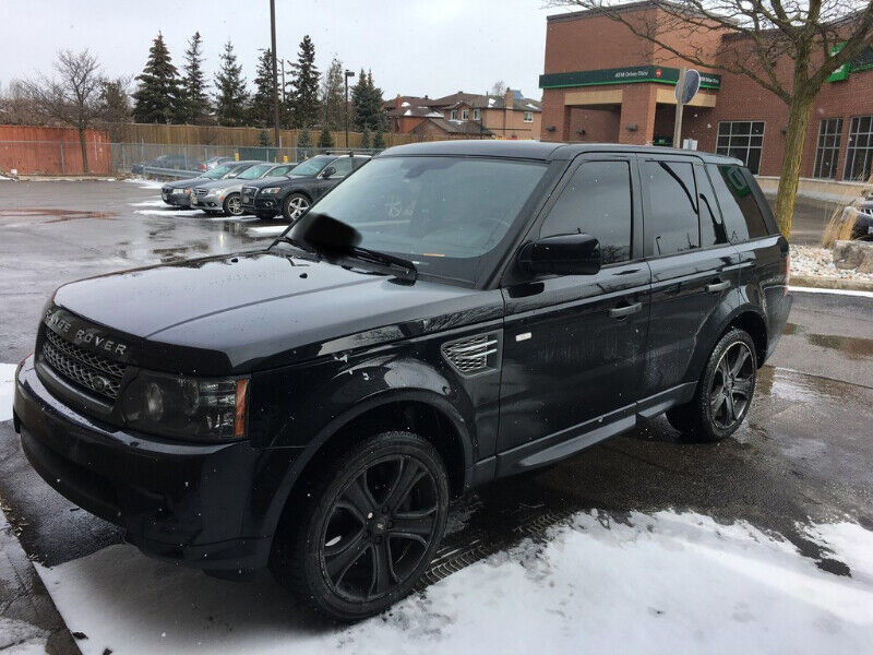 2011 Range Rover Sport Supercharged Cars Trucks City Of